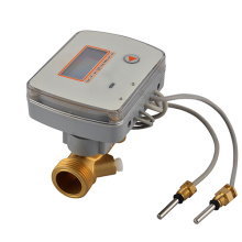 M-BUS Ultrasonic Digital Brass Body Heat Meters