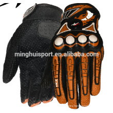 Motorcycle Gloves Winter Riding Gloves Cowhide Leather Bikers Motorbike Racing Gloves