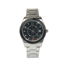 Top quality fashion waterproof men stainless steel watch