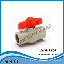 PP-R Plastic Ball Valve (F15-604)