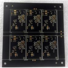 8 layer 2.5mil track and space HDI PCB