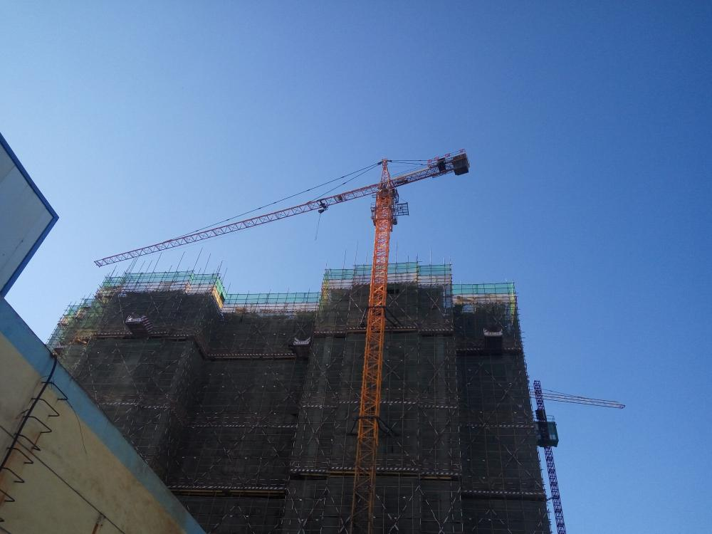 Tc5015 Tower Crane