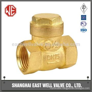 Brass non-return valve