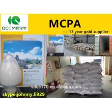 Fornecimento direto da fábrica MCPA-isooctyl 95% TC, MCPA-Na 13% SL, MCPA-sódio 56% SP