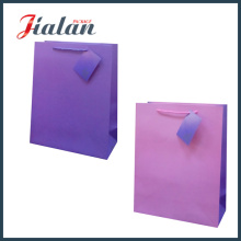 Boutique Packaging Custom Cheap Logo Wholesales Paper Bag para roupas