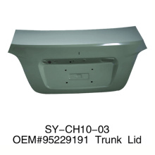 Chevrolet AVEO 2011-2013 Trunk Lid