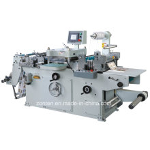 Punzonado y estampado en caliente Die Cutting Machine (MQ320)