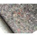 ¡venta caliente !! alfombra de la multitud tela gris de fieltro aguja perforada no tejida