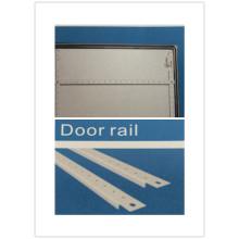Trilho de porta Tibox (peça transversal para porta) para gabinete de montagem em parede