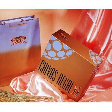Boîte cadeau pour emballage en papier