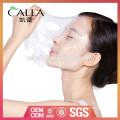 2017 nueva máscara facial del cordón blanco del cuidado de piel para blanquear de la piel
