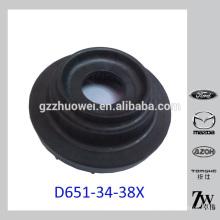 Nuevo OEM de la llegada D651-34-380X Mazda 2 DE Cojinete delantero del apoyo