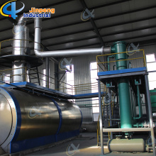 Waste Distillation Plant Waste Baza olejowa