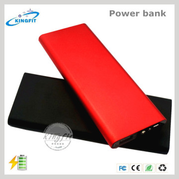 Factory Price High Capacity 9000mAh Power Bank for iPhone 6