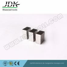 Jdk Rechteckiges Diamantsegment zum Marmorschneiden