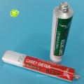Pegamento de tubos plegables de aluminio tubos de embalaje