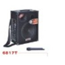 Promoción Altavoz USB Altavoz recargable 6817t