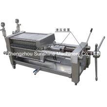 Platten- und Rahmenfilter Sesamölfilter, der Maschinerie herstellt