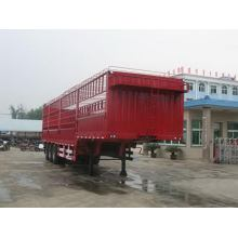 13m Tri-axle Box/Stake Transport Semi Trailer