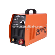single phase IGBT DC portable mini inverter arc welding machine