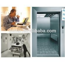 Sicherheit kein Lärm Krankenhaus, Patienten Bett Aufzug