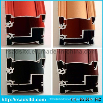 Advertising Light Box Aluminum Frame Section