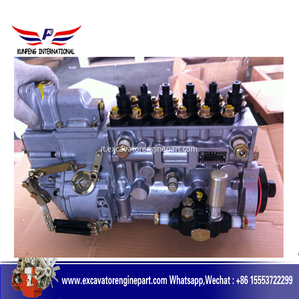 Fuel Injection Pump Bh6p110 Bp5676 P10z002 Injection Pump For Weichai And C6121 Engine