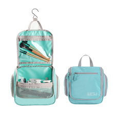 Wholesale Large Capacity Cosmetic Organizer Storage Bag Portable  Toiletry Bag Travel Bag With Hanging Hook