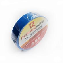 Venta caliente 004 de la fábrica, cinta eléctrica del PVC, aislamiento Tape17mm * 15yd * 0.15mm del pvc