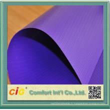 Feuille de bâche de PVC haute qualité colorée