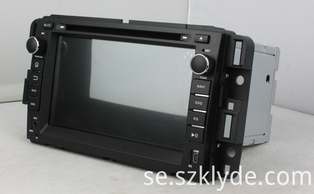 Android Car DVD Player For GMC Yukon