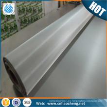 Malla de metal fino de plata pura malla 180 de alta calidad