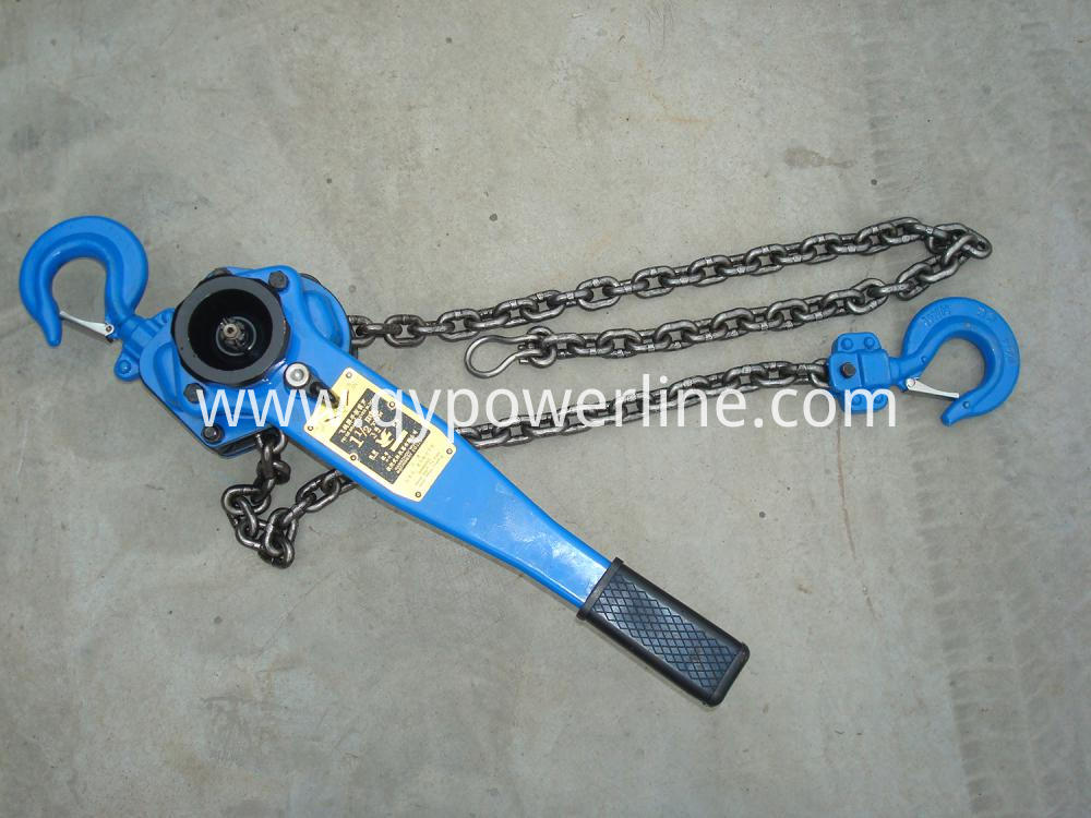 Manual Chain Lever Block