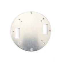 Chapa redonda de liga de alumínio estampada em metal AL