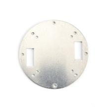 Plaque ronde en alliage d'aluminium en métal embouti AL