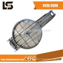ISO9001: 2008 usine de porcelaine en gros personnalisé fournisseur dentaire avec haute pression moulage sous pression