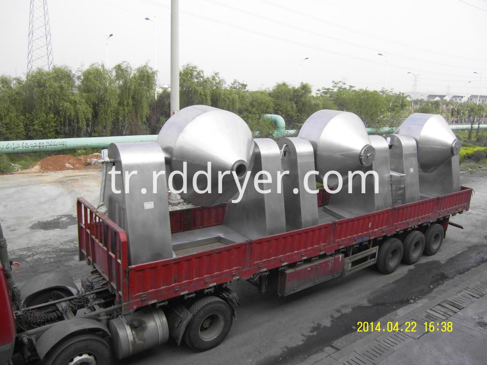 SZG series mixer for mixing of dry granules