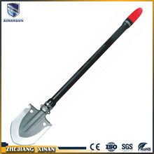 mini low power military folding shovel handle