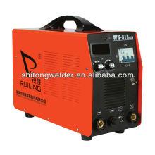 DC Inverter MMA / TIG máquina de solda WS-315