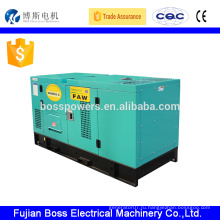 60hz Вэйфан тихий 150 кВт дизельный генератор