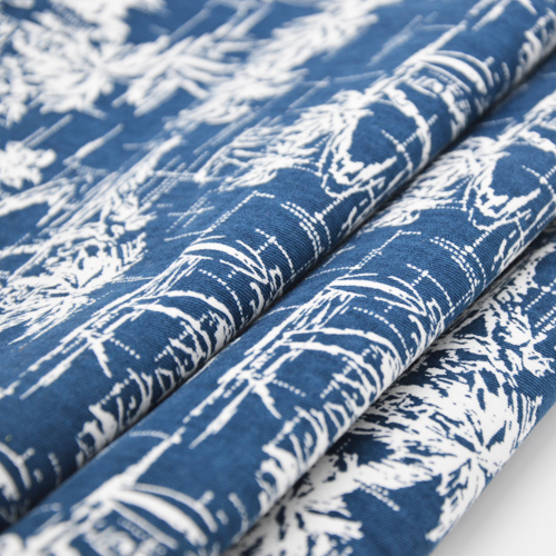 Polyester Cotton Twill Printed Fabric