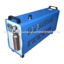 Automobile and motorcycle engine flush machine, oxy-hydrogen generatorNew