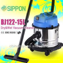 Limpeza do carro Aspirador seco e molhado BJ122-15L
