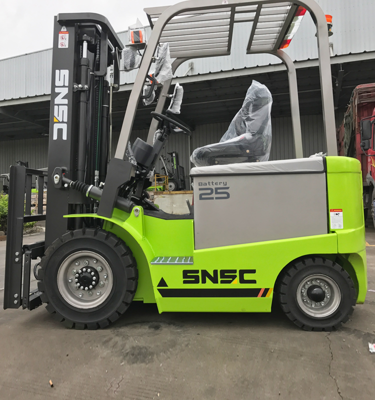 Electric Powered Forklift