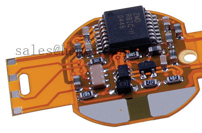 Kapton Flexible PCB assembly