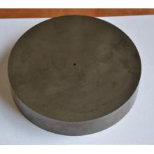 Carboneto de tungstênio para placa circular de 150mm Diamter com furo