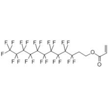 Name: 2-Propenoic acid,3,3,4,4,5,5,6,6,7,7,8,8,9,9,10,10,11,11,12,12,12-heneicosafluorododecyl ester CAS 17741-60-5