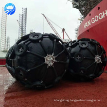 Pneumatic Rubber Fender for Tankers and Bulk Cargo Ships