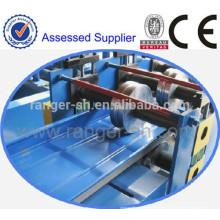 standing seam roof panel máquina perfiladora de acero bemo / cónica techos de metal