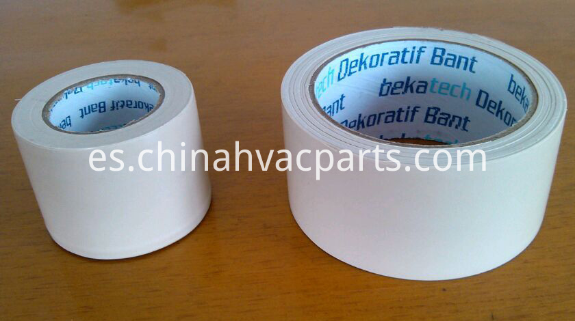 HAVC parts pvc wrapping tape